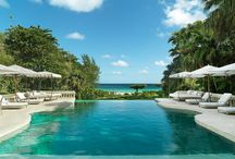 Roaring Pavilion / Roaring Pavilion THEE Divine Villa  Located on James Bond Beach in St. Ann's Bay Jamaica, Roaring Pavilion THEE Divine Villa is the world's most exclusive villa and spa.