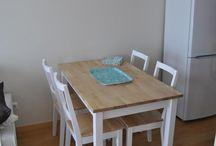 mesas cocina comedor
