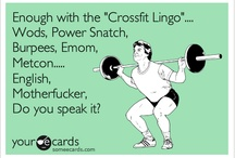 CrossFit Funny Shit! / by CrossFit Uncensored