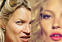 Celebrities without photoshop- healthy self image