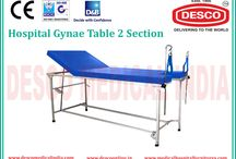 Gynaecology Examination Table Manufacturers / We do have wide quality of Gynaecology Examination Table that can be use in hospital for diagonsis and examiniation as well. To know about the features visit our website.