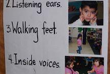 Early Childhood Documentation / Examples of inspirational documentation.
