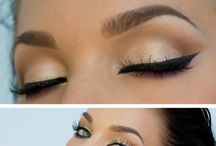 make-up  / inspiration...