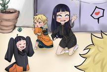 Naruto and Boruto