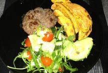 Paleo food / Food, paleo, caveman.