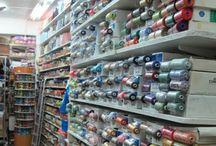 Tissus boutiques