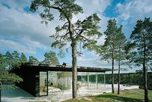 cool homes / by Janice Williams
