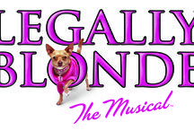 Legally Blonde the Musical / Legally Blonde the Musical, July 12-Aug. 4, 2013. Directed by Ron Ziegler, scenic design by Tim Wisgerhof, costume design by Angela Lampe.