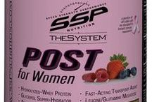 "Post Workout for Woman / SSP Nutrition's POST-Workout formula nutrients immediately scavenge free radicals, repair muscle cells and enhance growth potential during this critical and short lived ""anabolic window"". POST is based on a proprietary blend of natural ingredients that replenish muscle cells with the most scientifically advanced blend of effective nutrients."