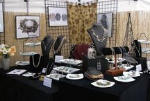 Art & Craft Fair Full Booth Designs and Layouts