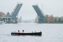When life gives you rain...Hot Tub Boats
