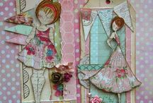 Prima Doll Tags / by Cathy Childs Morrison