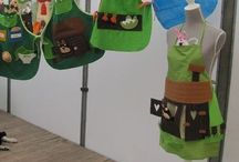 Story aprons