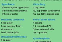 Yummy Shakeology recipes