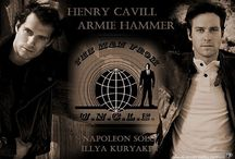 Henry Cavill - The Man from U.N.C.L.E. Movie / by Henry Cavill Fanpage