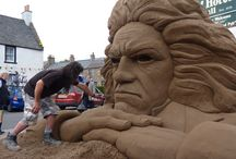 Festivals in Fife / Festivals and Events held around the Kingdom of Fife - things to do on a short break or family holiday at Sandcastle Cottage in Crail (http://www.2crail.com)