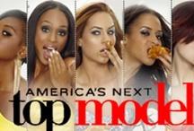 america's next top model contestants / by Verenetta Johnson-Warner
