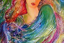 Goddess .. The Feminine