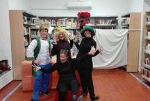 2015.- La magia de las Bibliotecas en Navidad