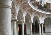 Arcades and Colonnades