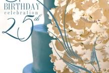 Kyle's 25th Birthday. Designed by Jorge Manuel
