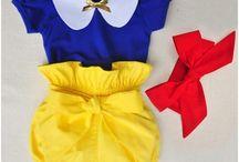 Disney princess outfit
