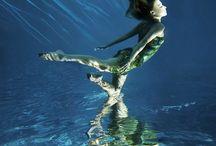 Submersion in Liquid / by Joseph