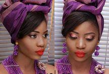 Headwrap beauty