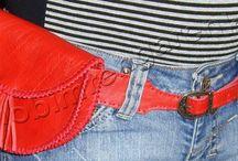 Deri Kemer Yapımı--Leather Belt Construction
