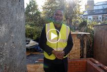 Build Team Live / Introducing you to our brand new video series!  Our Architectural Designer, David, designed this wonderful ground floor extension in 2017. Each week, we'll upload a new video, with David guiding us through the significant junctures during the Build process; from the foundations being laid, to the skylights going in, right up to the final finish.