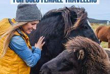 Solo female traveller destinations