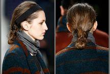 UNITE | NYFW AW 2015 / The Figure-8 Braided Bun: DIY This Braided Updo