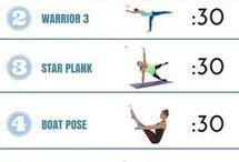 Yoga träning