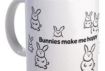 Bunnies / Bunnies are adorable