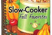 Slow-Cooker Fall Favorites / Recipes from our cookbook, Slow-Cooker Fall Favorites, that have been featured by some of our favorite bloggers! The names of the dishes are in the descriptions...click through for complete recipes.