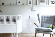Children's Interiors / Various elements that go together to create an engaging atmosphere for a child's room