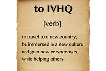 Volunteer Travel Definitions