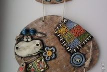 arcilla, pastas... artesania