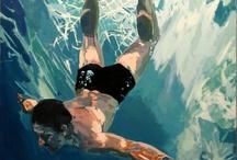 Diving art