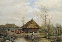 russiam landscape