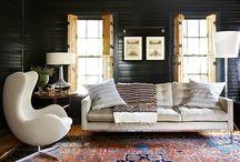 cozy modern   inspiration