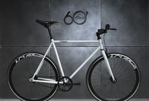 Fixed Gear Fixie Bicycle