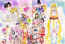 All sailor scouts