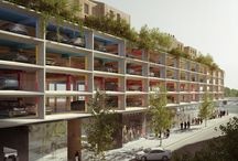 integrated car parks