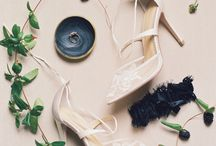 Your Wedding Shoes / Jimmy Choo, Louboutin, and Chanel, Oh My! Wedding shoes for every kind of bride!