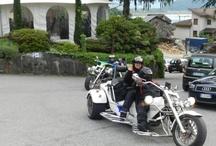Trikes in Valchiavenna