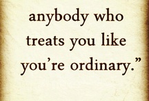 Quotes / by Nessa Fitzgerald