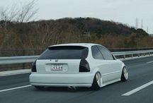 Honda <3