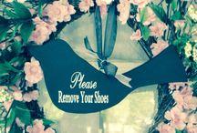 Please Remove your Shoes / Please Remove your Shoes Please!!!!!!