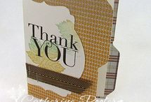 Stampin' Up Envelope Punch Board / by Angie Shafer-Jarman